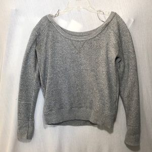 American Eagle Wide U-Neck Sweater